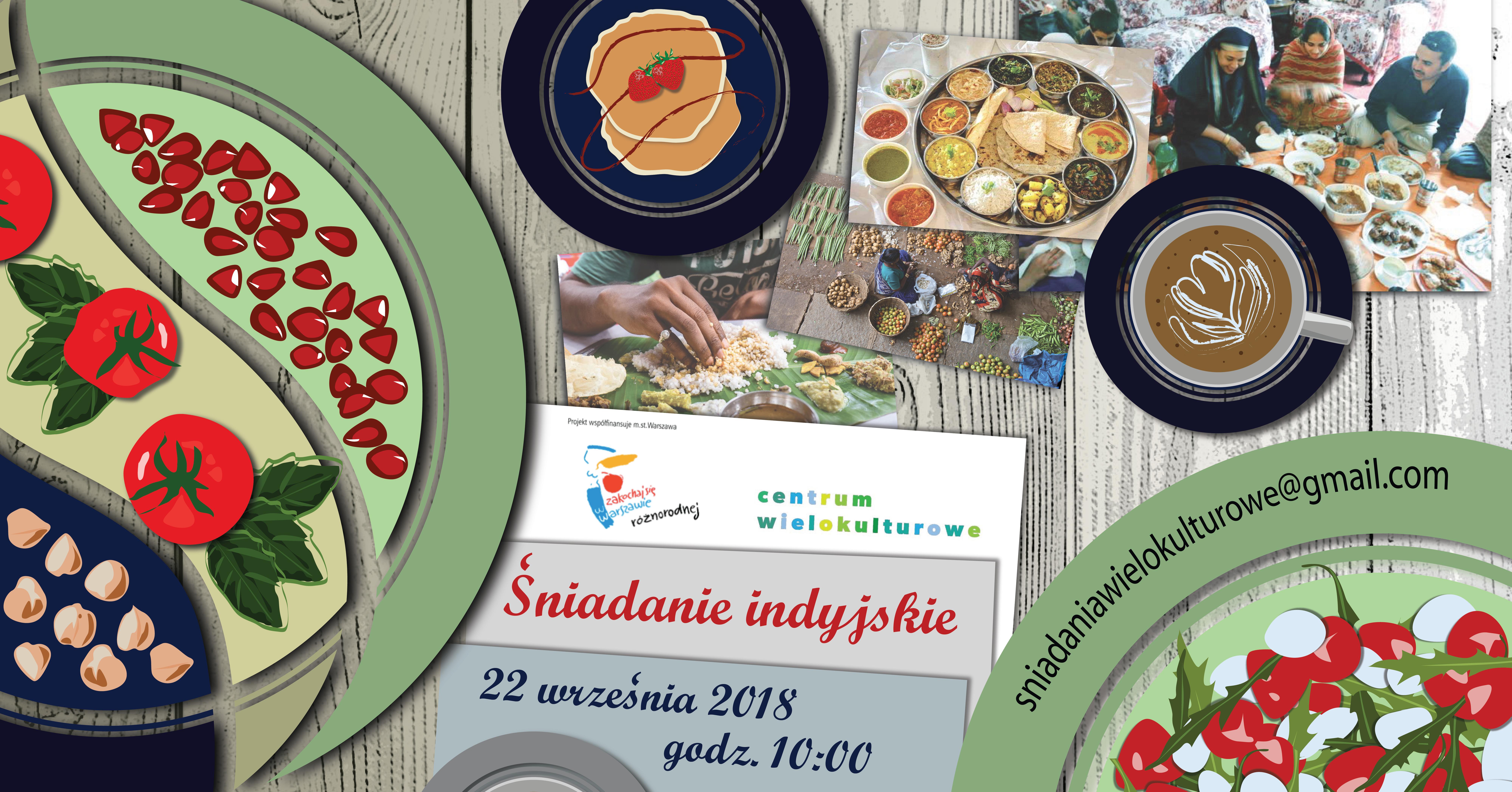 Inicjatywa Wspólny Stół – śniadania wielokulturowe