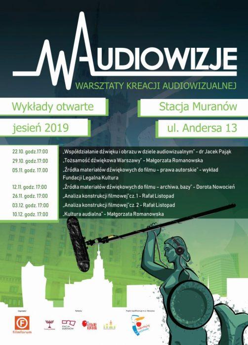 audiowizje_plakat